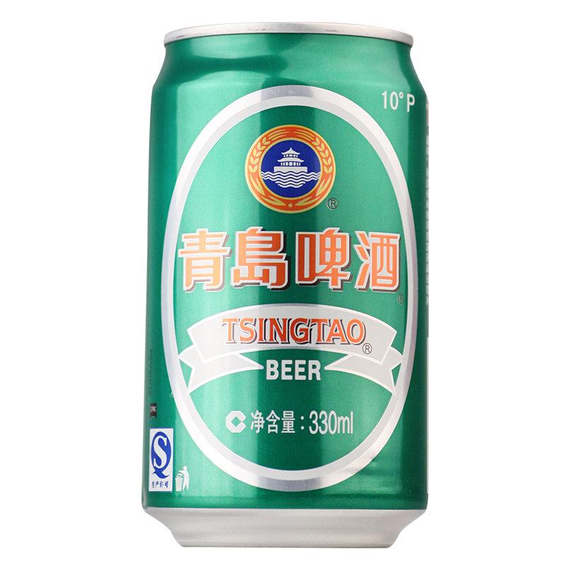 青岛啤酒(听) 330ml
